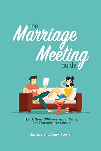 The Marriage Meeting Guide